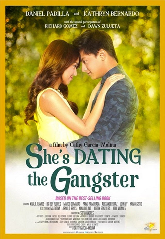 She dating a gangster movie showing 2019