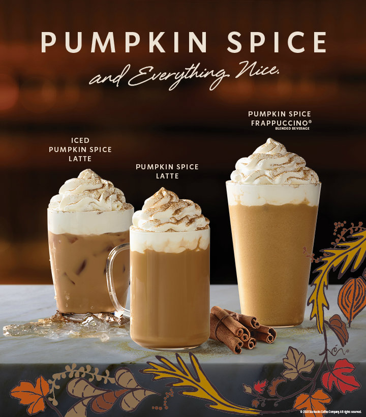 It's Happening: Starbucks Philippines To Offer The Pumpkin