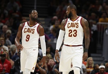 reputable site a858c e72e5 LeBron James and revamped super-team Cavs look to unseat ...