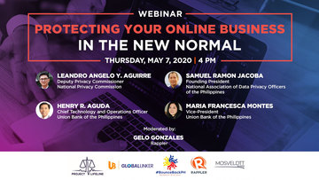 Webinar Protecting Your Online Business In The New Normal