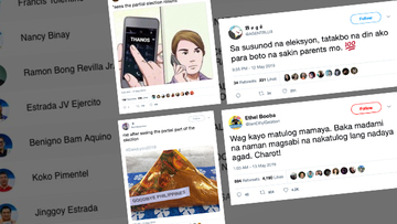 the long night filipinos online react to initial 2019 election results