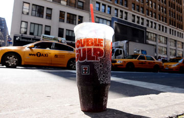 New York City back to court over soda sizes