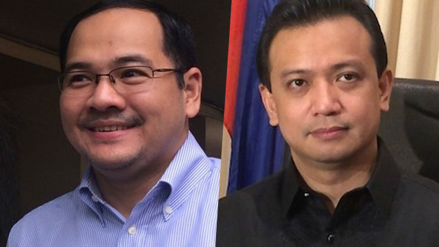 Former Corona lawyer exposes corruption claims against Sen. Trillanes and his family