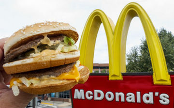 McDonald's France apologizes for 'don't feed the homeless' note