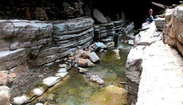 Lingkok Kuwieng Grand Canyon Tersembunyi Di Pedalaman Hutan