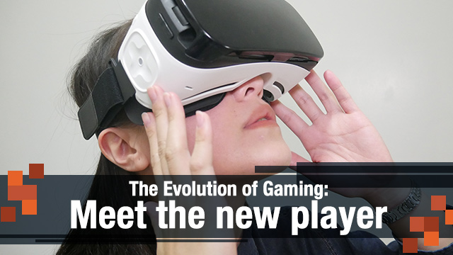 7edee659985d The evolution of gaming  Meet the new player