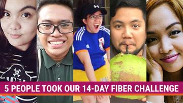 5 readers took Metamucil's 14-day fiber challenge