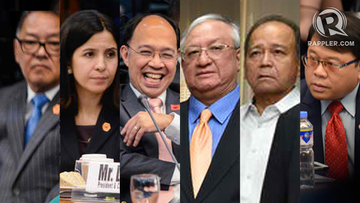 Lawyers in the RCBC scandal: High-profile, controversial