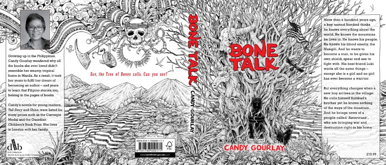 Filipino author Candy Gourlay's 'Bone Talk' gives the