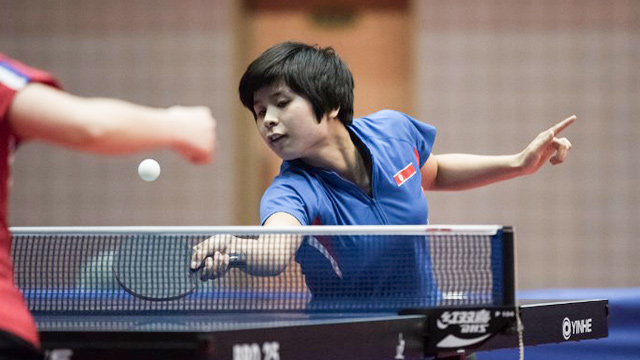 Ping pong diplomacy between the two koreas - International table tennis federation ittf ...