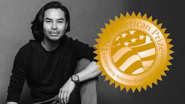 Nilo Alcala wins American Prize 2019 music competition