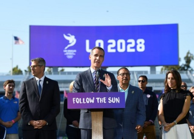 'Deal of a lifetime' as LA council endorses 2028 Olympic bid