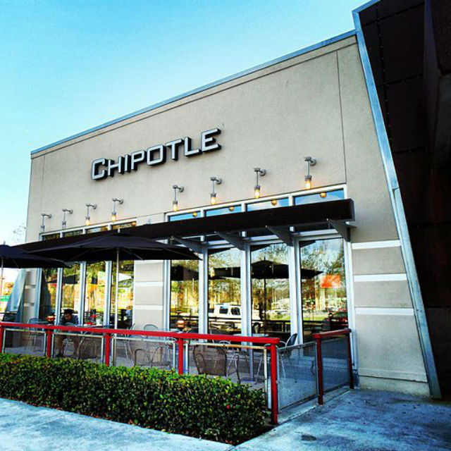 chipotle mexican grill case