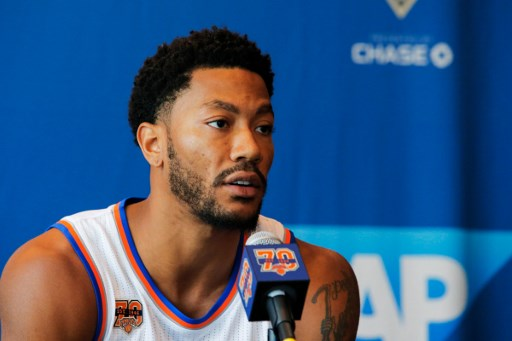 Derrick Rose agrees to sign one-year deal with Cavs – report