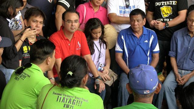 Coco levy fund: Duterte's failed promise