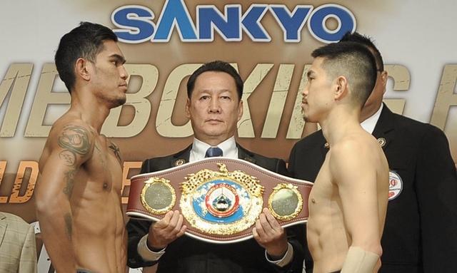 Palicte TKO'd by Ioka in world title bout