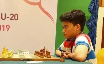 Filipino chess whiz wins Asian Juniors blitz tournament