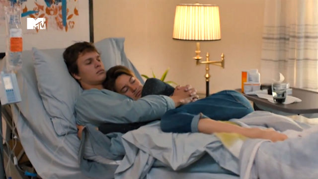 watch the fault in our stars deleted scenes