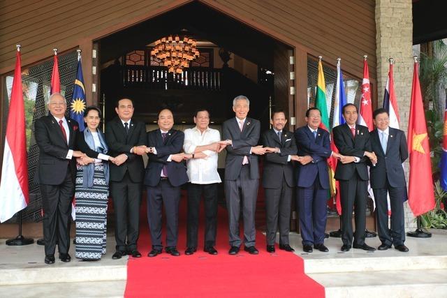 assordante silenzio del ASEAN