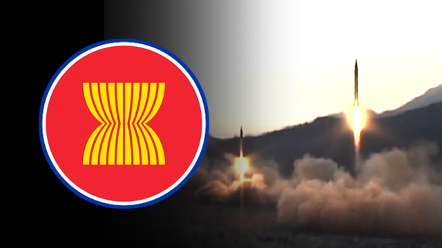 Image result for ASEAN and North  Korea Issue