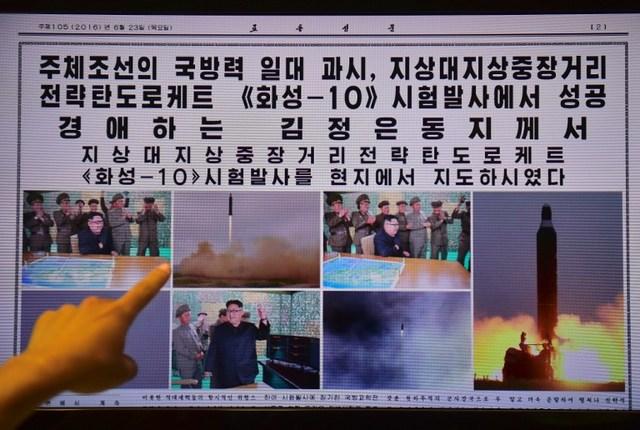 PH prepares for possible North Korea missile debris
