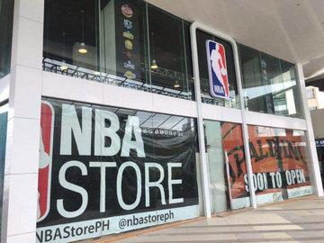 7c5dfe7f0ea6 NBA STORE IN CEBU. An NBA Store is set to open in Cebu City.