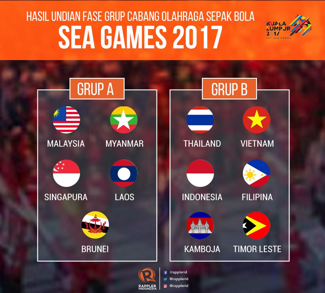 sea games kuala lumpur 20170708 - Asian Games Cabang Sepak Bola