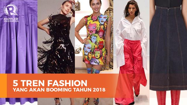 berita gaya hidup terkini tren fashion info shopping