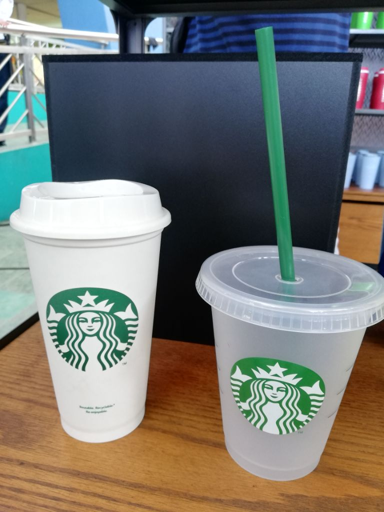Look Starbucks Philippines To Launch Reusable Cups