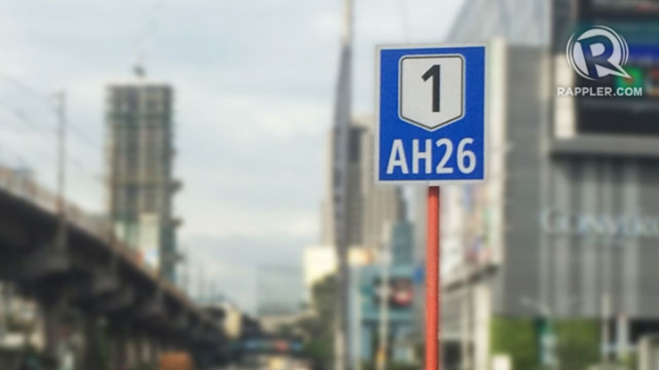 Ah26 What Does This Road Sign Mean