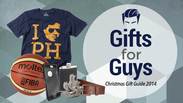 Christmas gift ideas 2014: 12 gifts for the guys