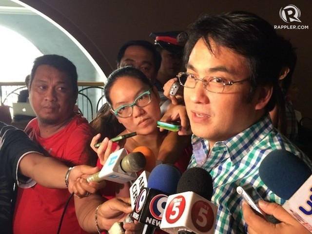 GARNISHMENT. The anti-graft court grants the Ombudsman's petition to secure payment from Senator Ramon Revilla Jr if it eventually rules in favor of the government. File Photo by Rappler