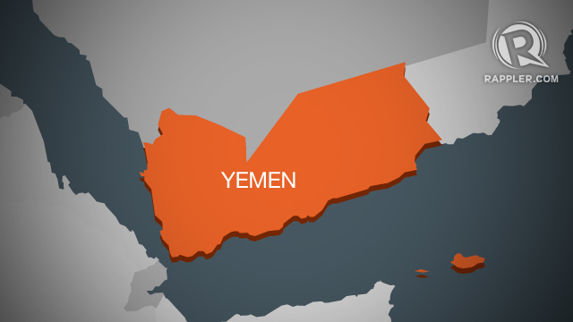 Sanaa - Us embassy in yemen map