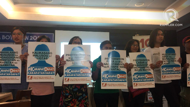 Human rights: How to deal with Duterte, the biggest challenge?