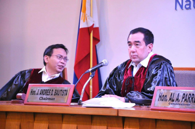 Comelec on change in hash code: 'No cheating'