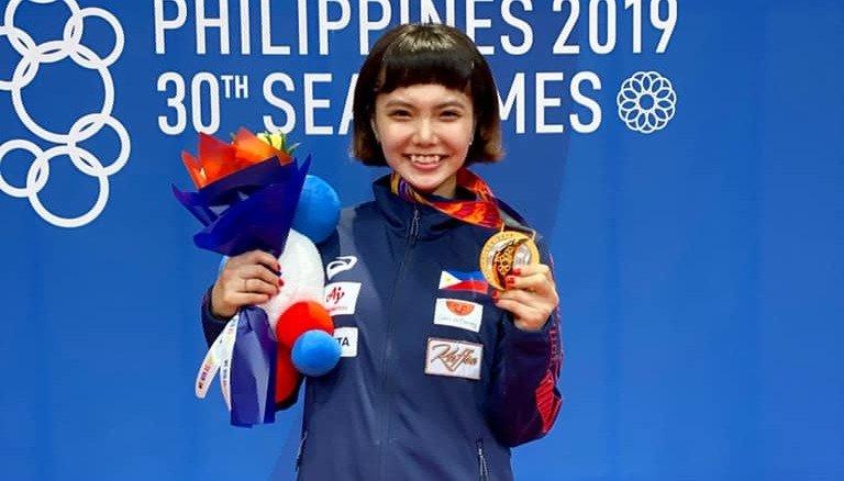 Junna Tsukii 'bullied' by coach after clinching SEA Games karate gold - Rappler