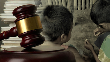 Children in conflict with the law: Cracks in Juvenile