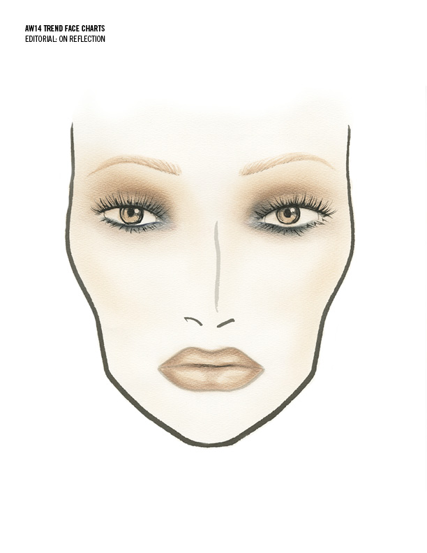 Makeup Trend Undone Imperfect Look