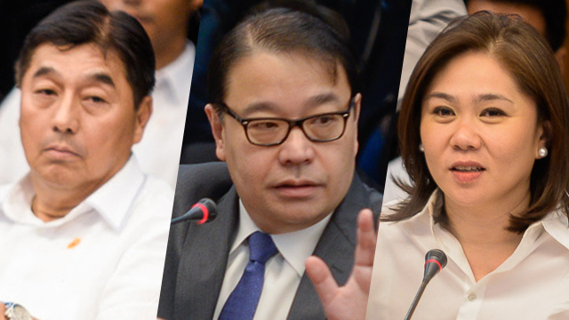 Senate to 'close chapter' on William Go at 3rd hearing on stolen funds