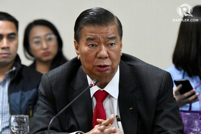 hearing_on_dfa_budget_-franklin_drilon-aug-28-2018-02_4f708fb36d844c2d92533691c299ad20_20E67778325F40DAB353DC07B9A1FDC1 - Multi-billion SEA Games 2019 fund follows Cayetano where he goes - Philippine Government