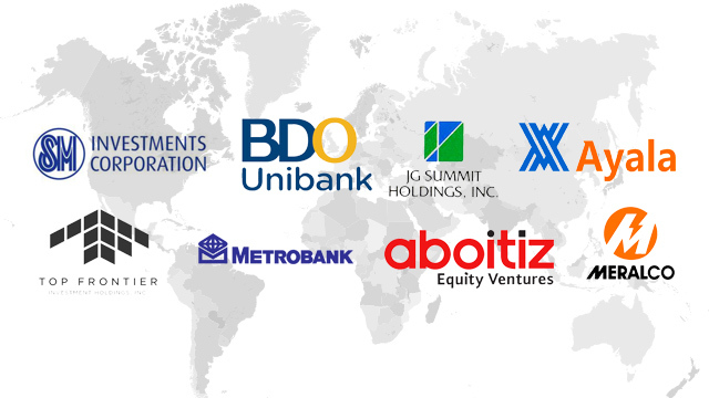 8 Philippine Companies Among World S Largest Listed Firms