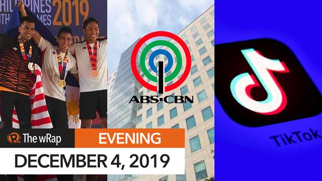 ABS-CBN stocks fall after Duterte's threats | Evening wRap