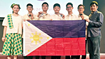 Pinoy kids bag 4 medals at 21st Junior Balkan Math Olympiad