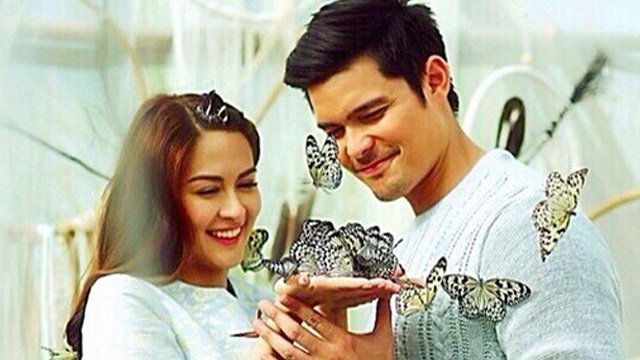 A peek at Marian Rivera and Dingdong Dantes' pre-wedding ...