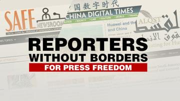 RSF unblocks 3 more sites censored in Saudi Arabia, Pakistan, China