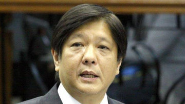 Marcos on dad's regime: What am I to apologize for?