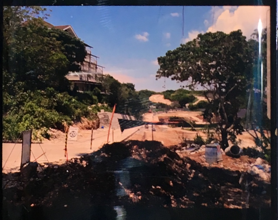 Viral posts on mountain flattened in Boracay false – DENR