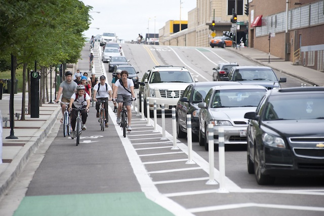 Bike Lane Chicago >> Creating sustainable transport systems: PH's progress so far