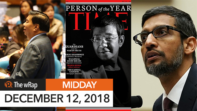 Maria Ressa is Time 'Person Of The Year' | Midday wRap