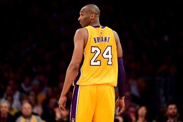 b76c4d5f851f Warriors will watch as Lakers retire Bryant s jerseys